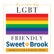 It's a new day! Sweetbrook is LGBT-friendly.